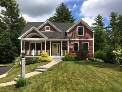 Londonderry Single Family Home For Sale: 14 Iris Lane