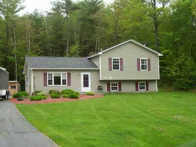 Littleton NH Single Family Home For Sale: $249,000
