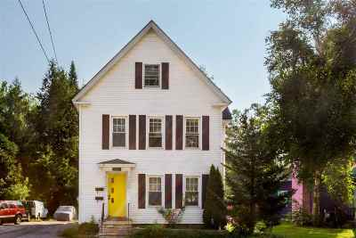 Manchester Multi Family Home For Sale: 461 Front Street