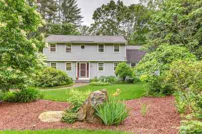 Amherst Single Family Home For Sale: 4 Williamsburg Drive