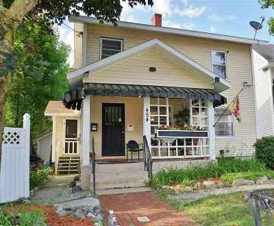 Manchester Multi Family Home For Sale: 454 Hanover Street