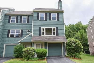 Merrimack Condo/Townhouse Active Under Contract: 8 Walnut Circle
