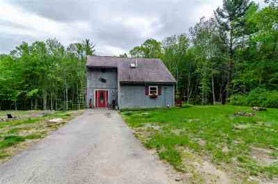 Derry Single Family Home For Sale: 4 Cunningham Drive