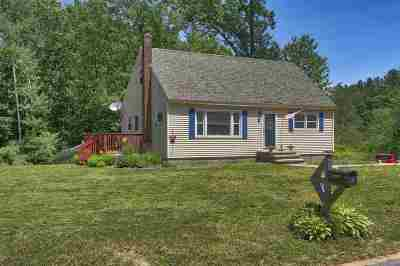 Windham Single Family Home Active Under Contract: 5 Rock Pond Road