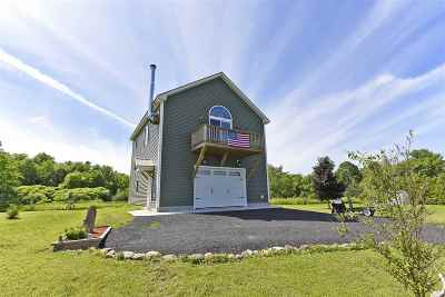 Grand Isle County Single Family Home For Sale: 149 N Point Road