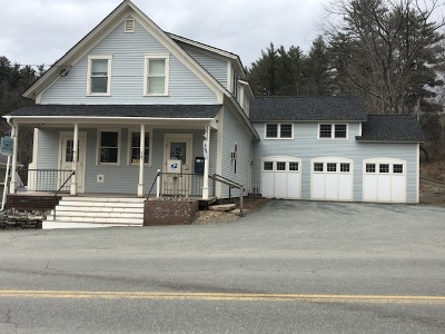 Lyme Multi Family Home For Sale: 181 Dorchester Road