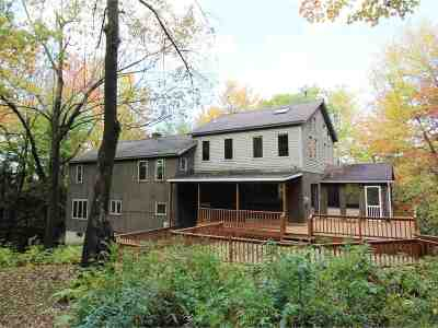 Westford Single Family Home For Sale: 19 Machia Hill Road