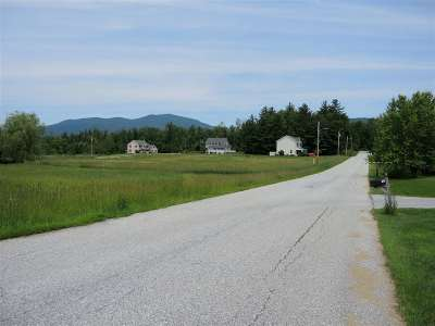 Rutland, Rutland City Residential Lots & Land For Sale: Lot #50 Marolin Acres #50
