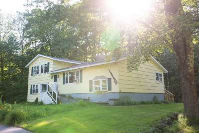 Dover Single Family Home Active Under Contract: 119 Durham Road