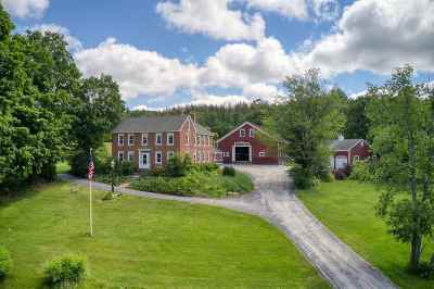 Goffstown Single Family Home For Sale: 340 Gorham Pond Road