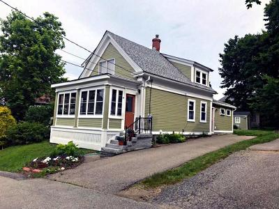 Rollinsford Single Family Home For Sale: 12 South Street