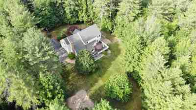 Amherst Single Family Home Active Under Contract: 15 Deer Hollow Drive