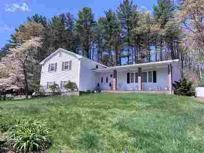 Windham Single Family Home For Sale: 33 Sharon Road
