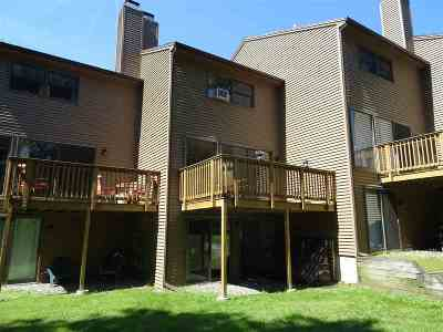 Newmarket Condo/Townhouse Active Under Contract: 2 Bass Street #K
