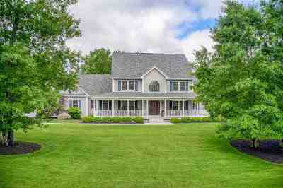Goffstown Single Family Home For Sale: 166 Monarch Avenue