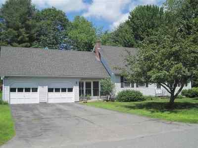 Hartford Single Family Home For Sale: 58 Kriskarli Drive