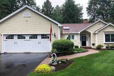 Laconia Single Family Home Active Under Contract: 18 Exeter Place