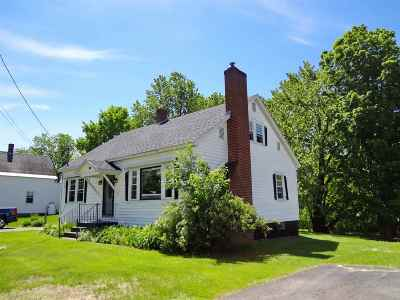 Littleton NH Single Family Home For Sale: $189,000