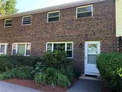 Londonderry Condo/Townhouse Active Under Contract: 94 Oakridge Drive