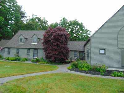 Condo/Townhouse Active Under Contract: 57 Montrose Drive #57