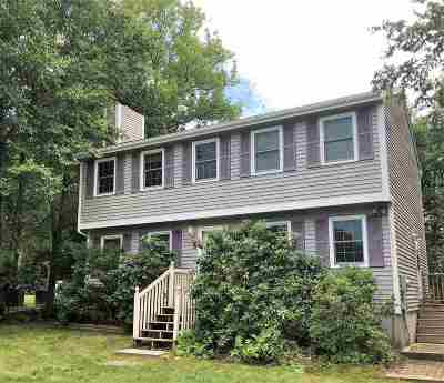 Derry Single Family Home For Sale: 5 Donovan Drive