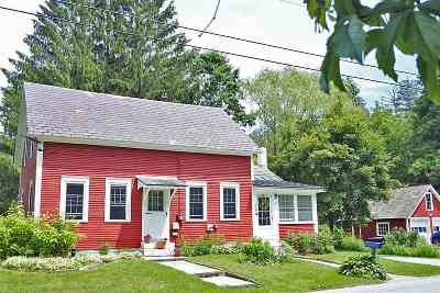 Rutland Town Single Family Home Active Under Contract: 71 Campbell Road