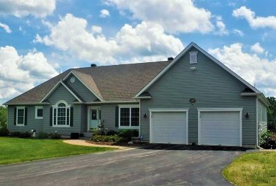 Pittsfield Single Family Home Active Under Contract: 40 Range Road