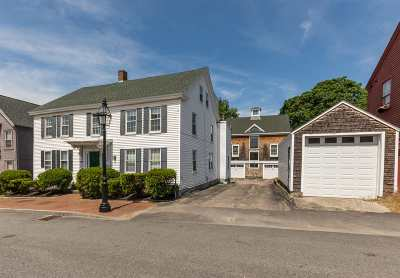 Multi Family Home For Sale: 145-151 High Street