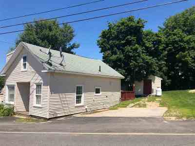 Pittsfield Single Family Home Active Under Contract: 2 Tilton Hill Road