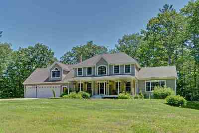 Carroll County Single Family Home Active Under Contract: 161 Sunset Hill