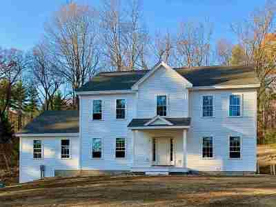 Merrimack Single Family Home For Sale: 61 Wilson Hill Road