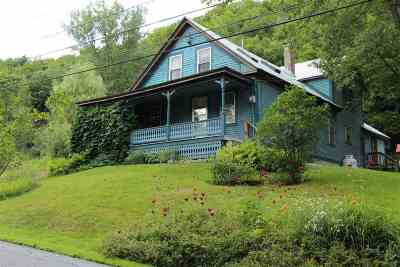 Montpelier Single Family Home For Sale: 381 Hill Street