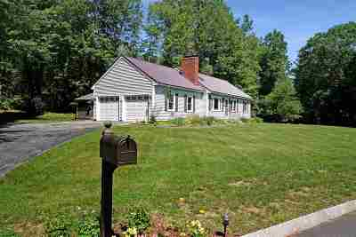 Concord Single Family Home Active Under Contract: 10 Irving Drive