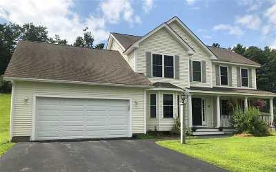 Nashua Single Family Home For Sale: 16 Burley Avenue
