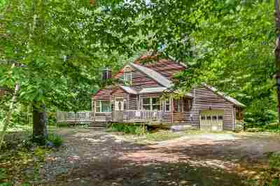 Conway Single Family Home Active Under Contract: 497 Davis Hill Road