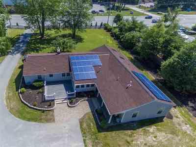Merrimack Single Family Home Active Under Contract: 56 Daniel Webster Highway