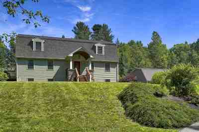 Derry Single Family Home Active Under Contract: 13b Kilrea Road