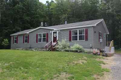 Alton NH Single Family Home Active Under Contract: $234,900
