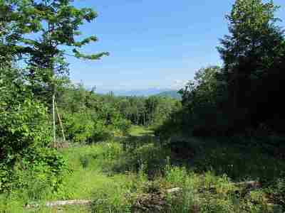 Carroll County Residential Lots & Land For Sale: Stewart/Foss Mountain Road #13,21.22