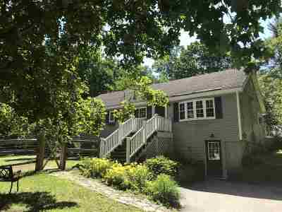 Concord Single Family Home Active Under Contract: 149 Broad Cove Drive