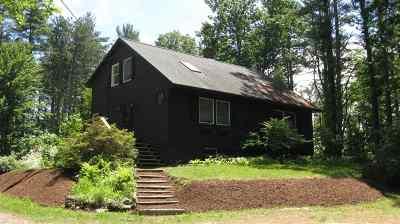 Tuftonboro Single Family Home For Sale: 23 Union Wharf Road