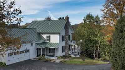 Woodstock Single Family Home For Sale: 34 Watkins Way