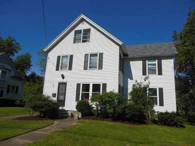Single Family Home For Sale: 26 South Street