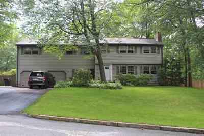 Nashua Single Family Home For Sale: 22 Hooker Street