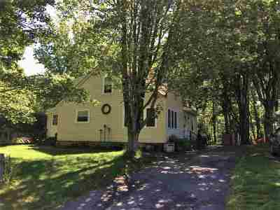 Laconia Single Family Home For Sale: 57 Sanborn Street