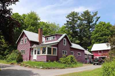 Morristown Single Family Home For Sale: 456 Jersey Heights