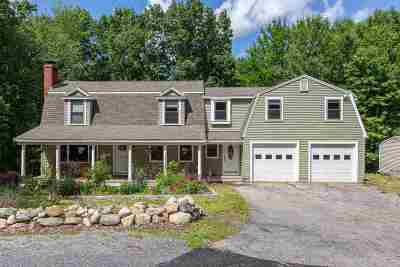 Londonderry Single Family Home Active Under Contract: 21 Kelley Road