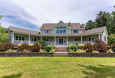 Derry Single Family Home For Sale: 57.5 North Shore Road