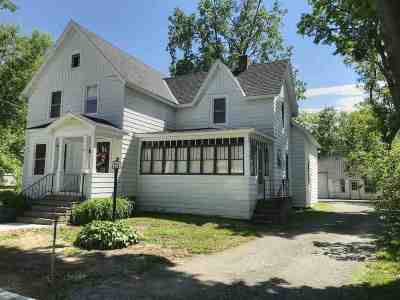 St. Albans City Single Family Home For Sale: 28 Diamond Street