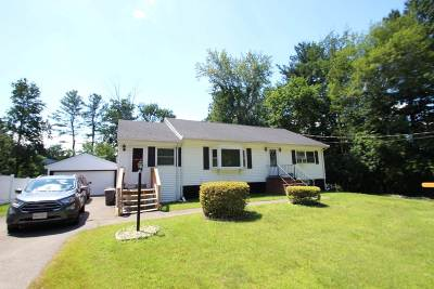 Windham Single Family Home For Sale: 8 Hawley Road
